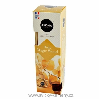 DIFUZÉR AROMA HOME 50ml  MAGIC WOOD