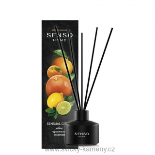 DIFUZÉR SENSO HOME 50ml  SENSUAL CITRUS