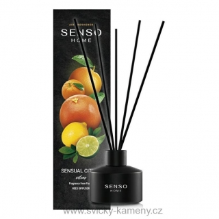 DIFUZÉR SENSO HOME 100ml  SENSUAL CITRUS